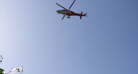 Three paragliders die in Swiss Alps mishaps