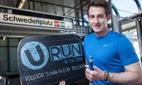 Teacher plans first ever U-Bahn run