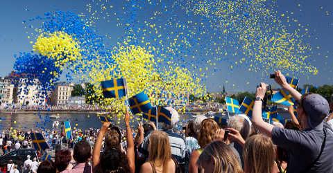 Sweden gains 13,000 new citizens