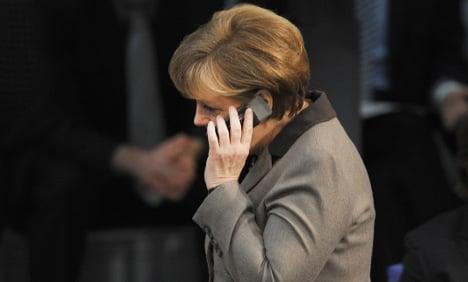 Merkel won't be quizzed in NSA probe