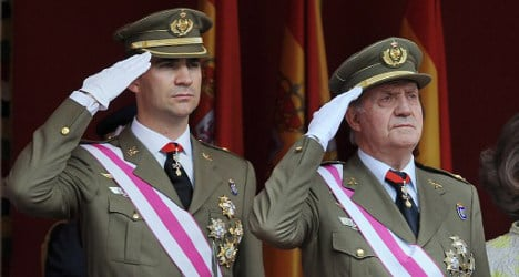How Prince Felipe will become Spain's new king