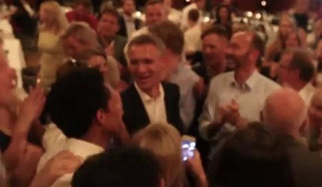 Jens Stoltenberg dances out of Norway politics