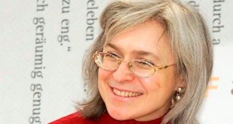 Politkovskaya murder remains open