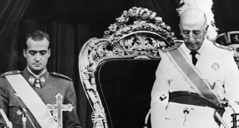 King Juan Carlos, tainted hero of democracy