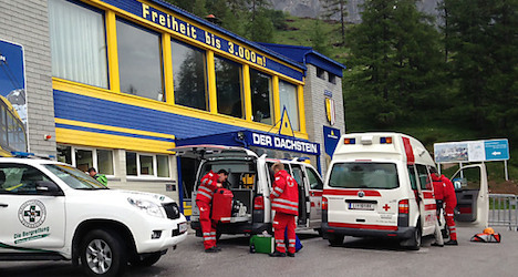 Three hospitalized after lightning strike