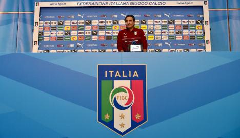 'We're not afraid of the heat': Prandelli