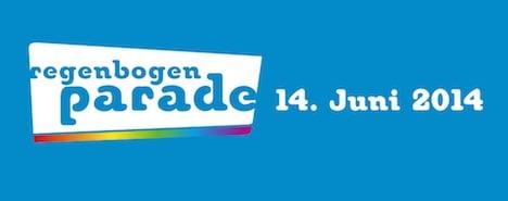 Rainbow parade in Vienna on Saturday