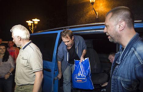 Danish hostage released in Ukraine