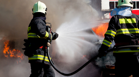 Treviso hotel guests evacuated after fire
