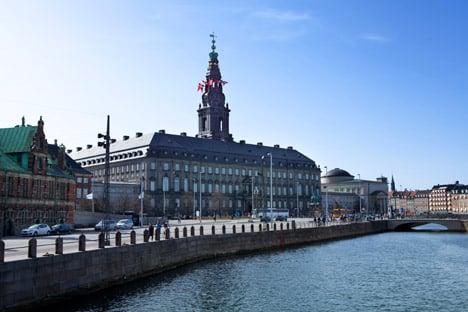 IN PICTURES: To the top of Copenhagen