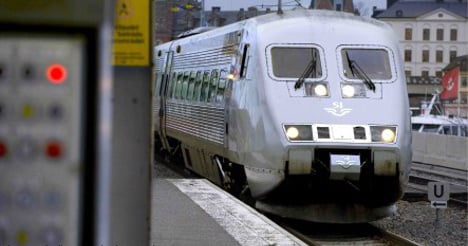 Swedes back return to state railway monopoly