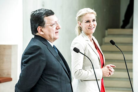 Thorning speculation fuelled by meetings
