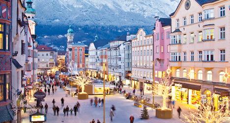 Innsbruck city council bans public drinking