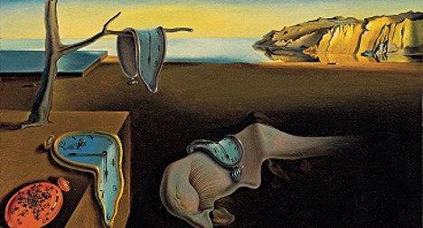 Dali sculpture snatched from Paris museum