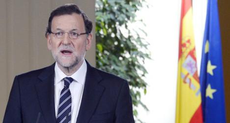 Monarchy referendum is illegal: Spanish PM