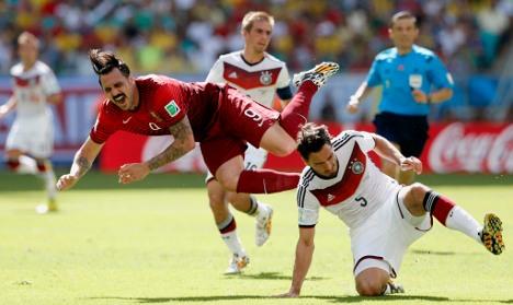 Germany gears up for Ghana clash