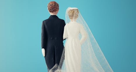 Italians fall out of love with marriage