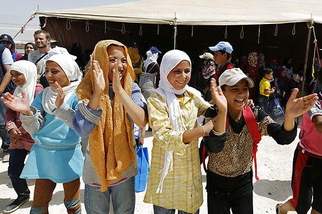 Denmark struggles to house refugees