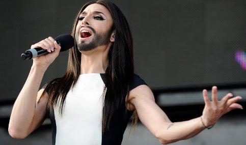 Conchita Wurst to kick off Stockholm Pride