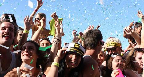 UK 'scaremongering' over 'dangerous' Ibiza