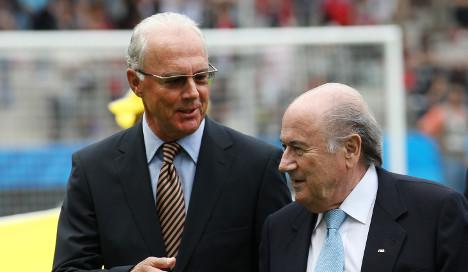 Fifa ban Beckenbauer in Qatar World Cup probe