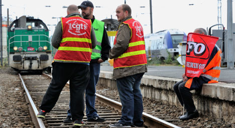 French rail strike: What's all the fuss about?