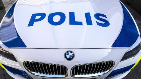 Gothenburg man shot dead by police