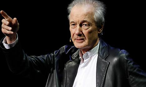 Actor Karlheinz Hackl dies aged 65