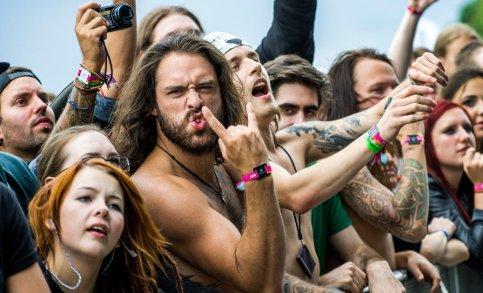 Swedish music festivals opt to go cash free