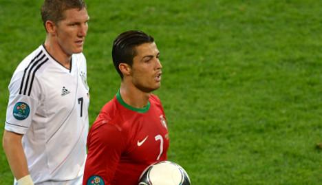 Germany seek to keep stranglehold on Portugal