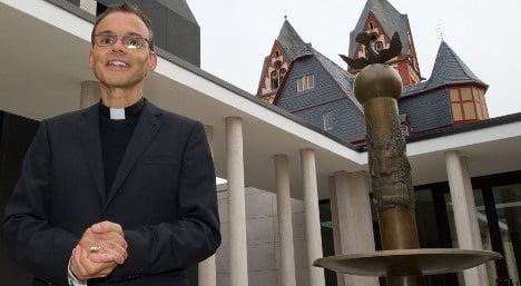 'Bling Bishop' finds new home in Bavaria