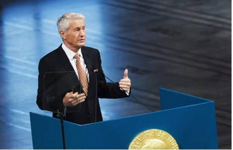 Jagland voted Council of Europe head