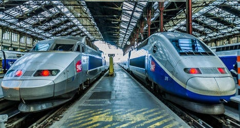French rail reform given green light after strikes