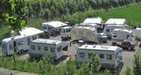 Government tackles shortage of caravan sites