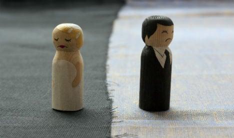 Swedish divorce rates hit record high