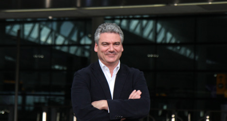 London Heathrow's new 'Spanish' terminal lifts off
