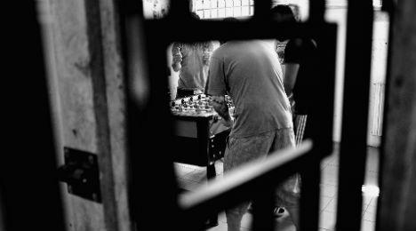 Italy's jailbirds are 'packed like sardines'