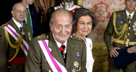 King Juan Carlos of Spain to abdicate