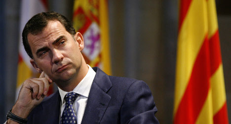 'Spain's new king hasn't earned Catalan respect'