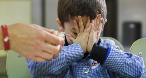 Poverty trap: Crisis takes toll on Spain's kids