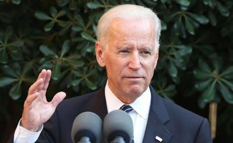 US VP Biden: Germany is 'xenophobic'
