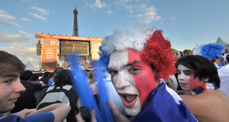 Paris to erect big screen for France – Nigeria clash