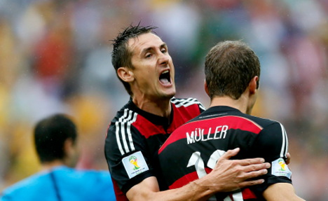 Germany beat USA to reach World Cup last 16