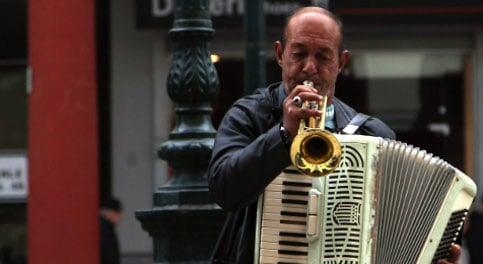 'Beggar symphony' to play at Almedalen