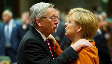 Sweden onside as EU set to give Juncker top job