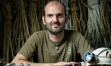 Italian explorer wins €41k Rolex prize