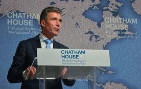 Stoltenberg must stop Nato cuts: Rasmussen