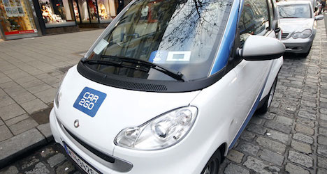 Car sharing options growing fast in Vienna