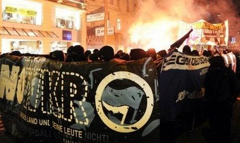 Trial of German left-wing student begins