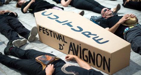 Avignon festival: Why it might not happen